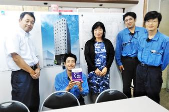 東急建設株式会社 (仮称)千葉市中央区富士見計画作業所